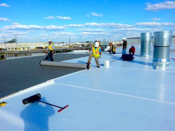 New Castle County Commercial Flat Roofing of Delaware