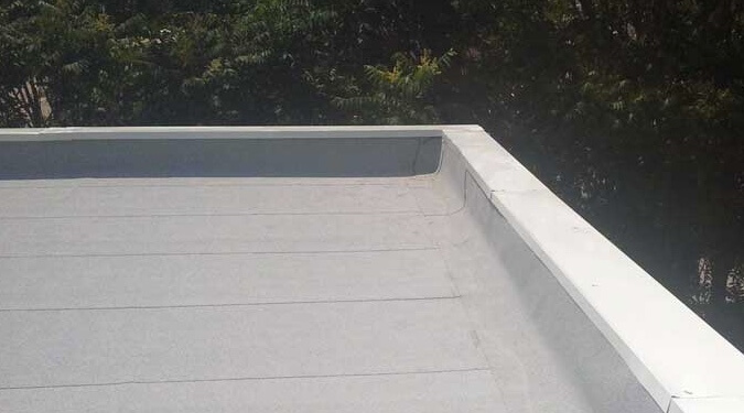 Wilmington Manor Flat Roofing