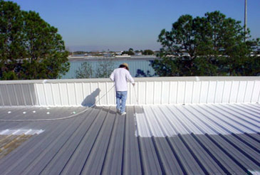 Delaware Roof Coatings Greenville