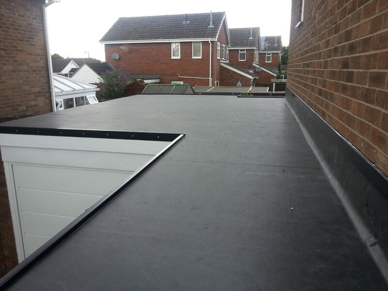 Rodney Village EPDM Rubber roofing of delaware