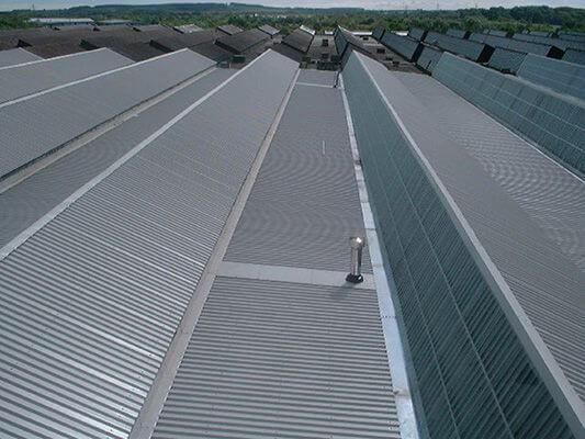Industrial Roofing in Kent County Delaware
