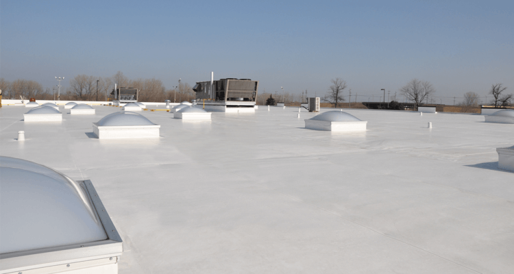 PVC Roofing of Delaware Dover Base Housing