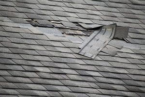 Highland Acres Hail Roof Damage