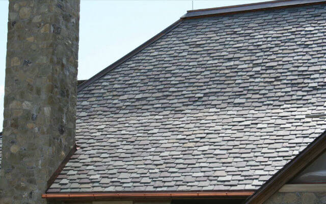 Woodside Slate Roof Replacement & Installation
